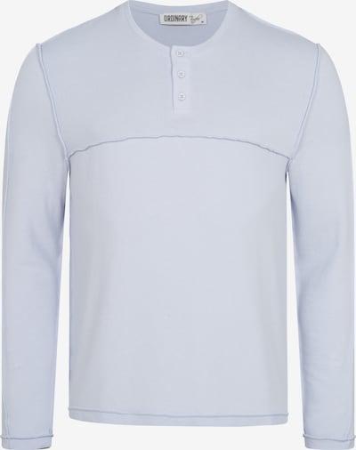 Ordinary Truffle Langarmshirt in hellblau, Produktansicht