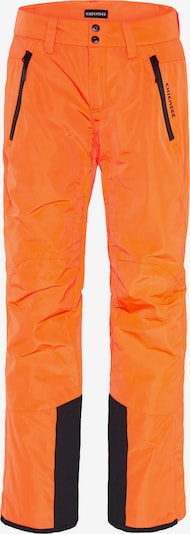 CHIEMSEE Outdoorbroek in de kleur Sinaasappel, Productweergave