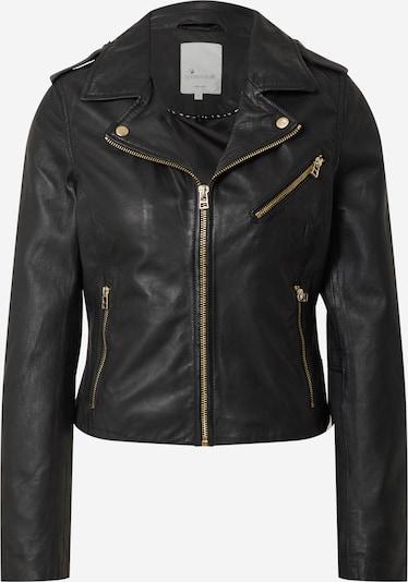 Goosecraft Prijelazna jakna 'Nadine' u crna, Pregled proizvoda
