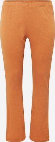 Public Desire Curve Püksid, värv oranž