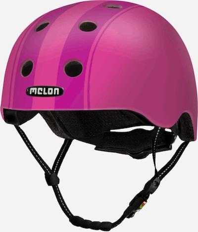 Melon Helm 'Decent Double' in purpur, Produktansicht