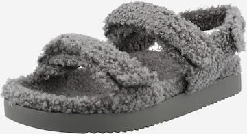 ALDO Sandale in Grau