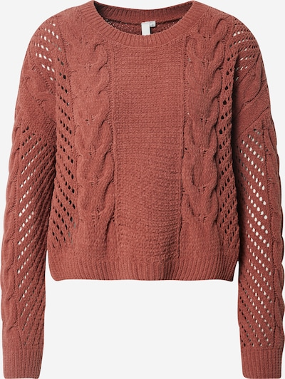 Q/S designed by Sweater in Rusty red, Item view