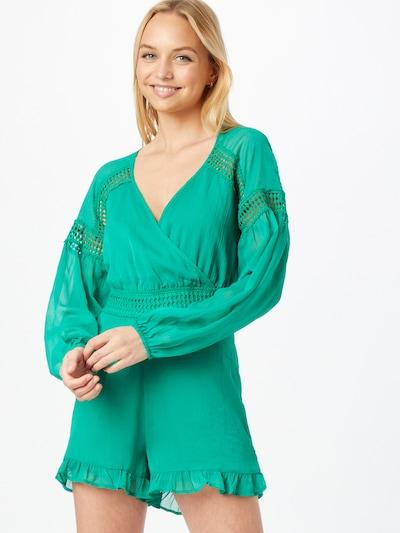 Pimkie Jumpsuit in de kleur Jade groen, Modelweergave