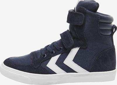Hummel Sneakers in de kleur Donkerblauw / Wit, Productweergave