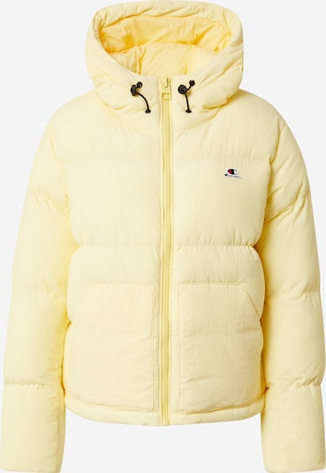 Champion Authentic Athletic Apparel Jacke in gelb, Produktansicht