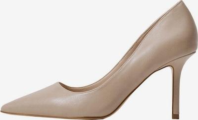 MANGO Čevlji s peto 'Lora' | nude barva, Prikaz izdelka