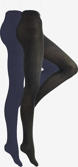LAVANA Rajstopy w kolorze atramentowy / czarnym, Podgląd produktu
