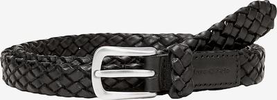 Marc O'Polo Gürtel in schwarz / silber, Produktansicht