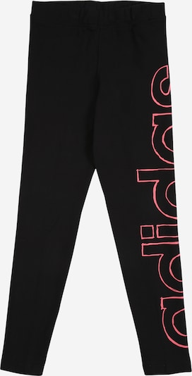 ADIDAS PERFORMANCE Sporthose in pink / schwarz, Produktansicht