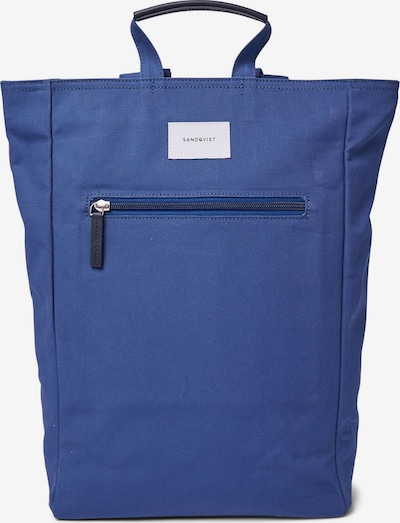 SANDQVIST Plecak 'TONY' w kolorze królewski błękitm, Podgląd produktu