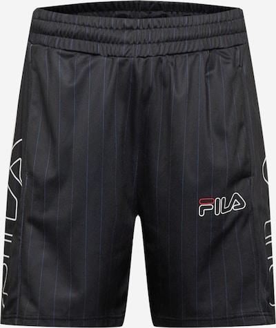 Pantaloni sportivi 'JANI' FILA di colore blu / rosso / nero / bianco, Visualizzazione prodotti