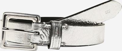 Calvin Klein Jeans Pasek w kolorze srebrnym, Podgląd produktu