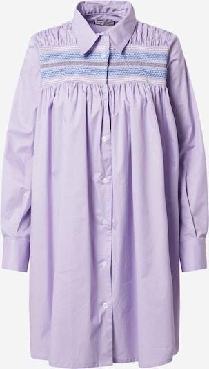 PAUL & JOE Robe-chemise 'LEURVIL' en lilas, Vue avec produit