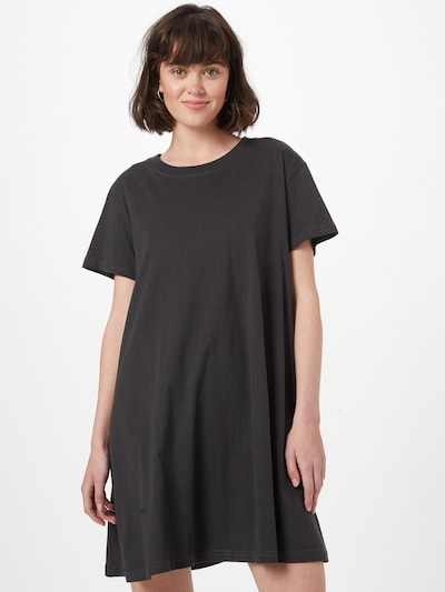 WEEKDAY Kleid 'Teeny' in anthrazit, Modelansicht