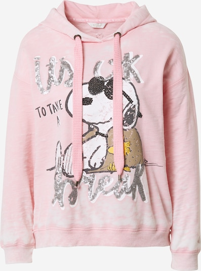 Frogbox Sweatshirt 'Snoopy' in de kleur Rosa, Productweergave