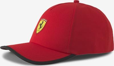 PUMA Cap 'Scuderia Ferrari Race' in gelb / hellgrün / rot / schwarz / weiß, Produktansicht