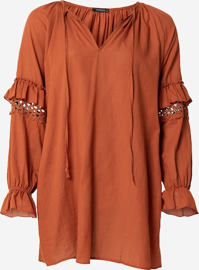 Trendyol Φόρεμα σε κόκκινο σκουριάς, Άποψη προϊόντος