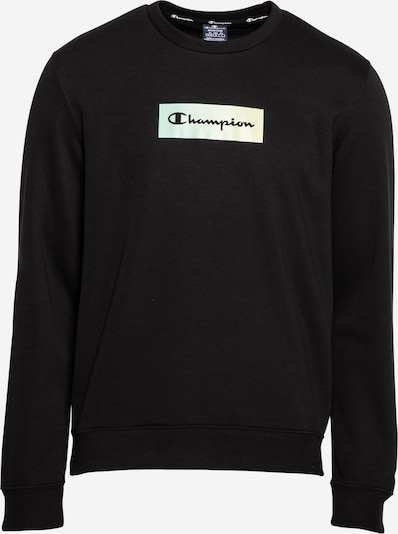 Champion Authentic Athletic Apparel Sweatshirt in Mixed colours / Black, Item view
