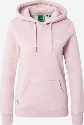 Superdry Sweatshirt in hellpink, Produktansicht