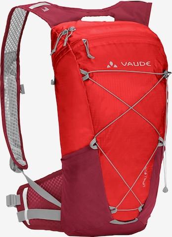 VAUDE Sportrucksack in Rot