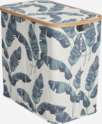 ABOUT YOU Wäschekorb 'Sorter' in beige / blau, Produktansicht