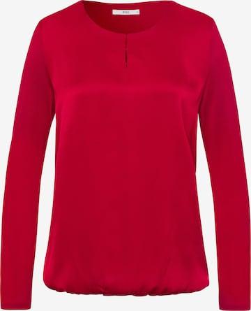 BRAX Shirt 'Carla' in Rot