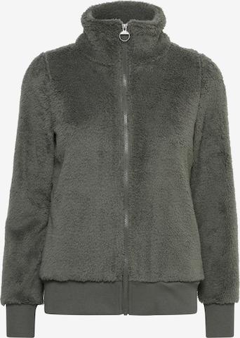 Oxmo Between-Season Jacket in Grey