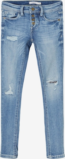 NAME IT Jeans 'Pete Tartys' in blue denim, Produktansicht