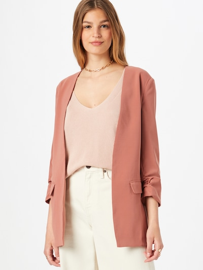mbym Blazer 'Weronka' in Dusky pink, View model