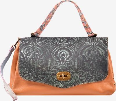 ebarrito Umhängetasche 'BOMBON EBY BAG' in anthrazit / grün / orange / weiß, Produktansicht