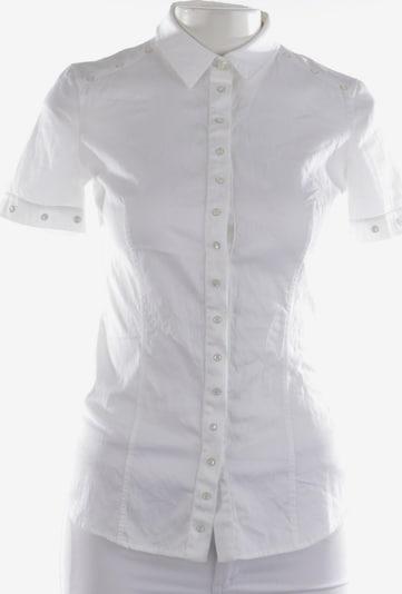 VERSACE Bluse / Tunika in S in weiß, Produktansicht