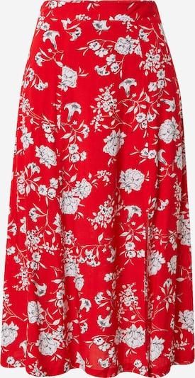 Louche Sukně 'KIYO' - červená / bílá, Produkt