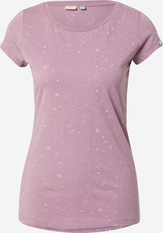 purpurinė Ragwear Marškinėliai 'MINT'