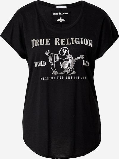 True Religion Skjorte i sort / sølv, Produktvisning