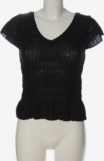 Xanaka Kurzarm-Bluse in M in schwarz, Produktansicht