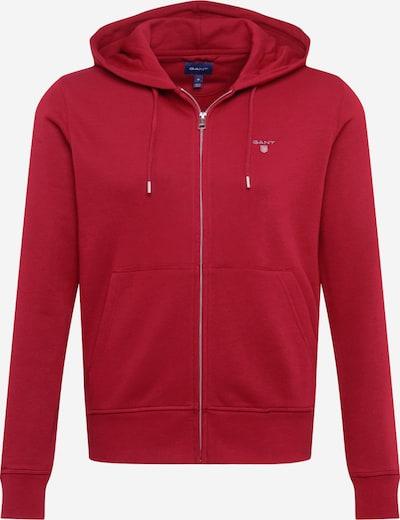 Džemperis iš GANT , spalva - vyno raudona spalva, Prekių apžvalga
