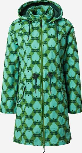 Blutsgeschwister Jacke 'Swallowtail Promenade' in grün / jade / dunkelgrün, Produktansicht