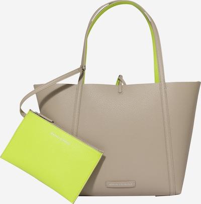 Shopper ARMANI EXCHANGE di colore beige, Visualizzazione prodotti
