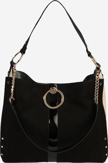 River Island Дамска чанта в черно / естествено бяло, Преглед на продукта