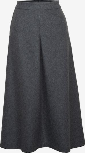 SEIDENSTICKER Rok ' Schwarze Rose ' in de kleur Grijs, Productweergave