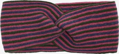 Zwillingsherz Banda de cabeza en azul / verde / rosa, Vista del producto