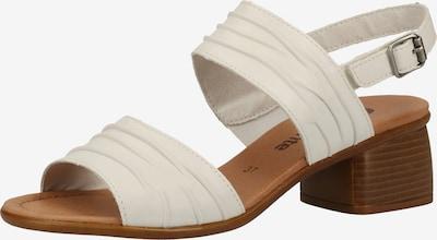 REMONTE Sandale in naturweiß, Produktansicht