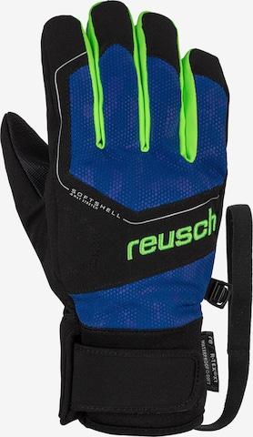 REUSCH Fingerhandschuh 'Torby R-TEX® XT Junior' in Blau