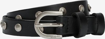 Cintura Liebeskind Berlin di colore nero, Visualizzazione prodotti