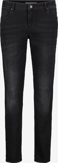 Betty & Co Basic-Jeans mit Waschung in schwarz, Produktansicht