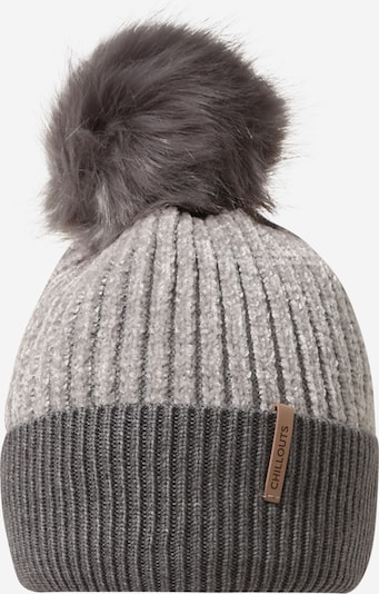 chillouts Mütze 'Jessy' in grau, Produktansicht
