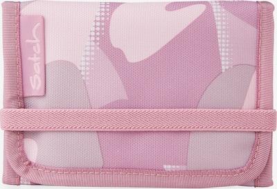 Satch Portemonnee in de kleur Gemengde kleuren / Lichtroze, Productweergave