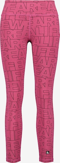 Alife and Kickin Leggings 'Aria' in de kleur Pink / Zwart, Productweergave