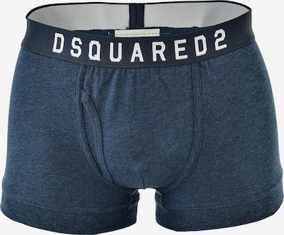 DSQUARED2  Boxershort in navy / grau, Produktansicht